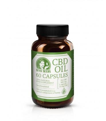 SENSI SEEDS CAPSULES CBD 3%